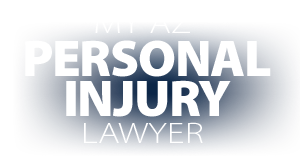 MY AZ Personal Injury Lawyer Logo