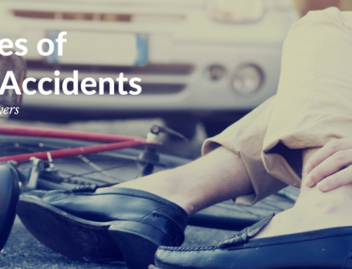 5 Top Causes of Pedestrian Accidents