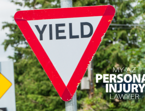 Failure to Yield Accidents in Arizona